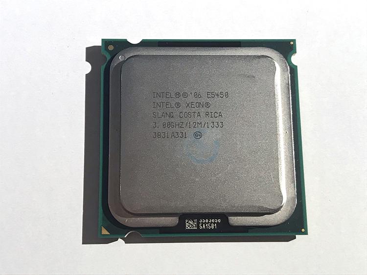 intel XEON E5450